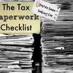Mohammed Amir Ghani's Tax Paperwork Checklist