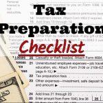Taxpath's 2017 Tax Preparation Checklist