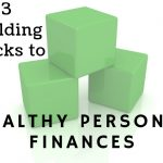Mohammed Amir Ghani's Three Building Blocks To Healthy Personal Finances