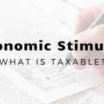 Which Stimulus Payments Are Taxable (and Which Aren't) For Dublin Taxpayers